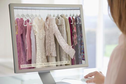 Ecommerce online fashion
