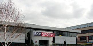 foto degli uffici di sky sport