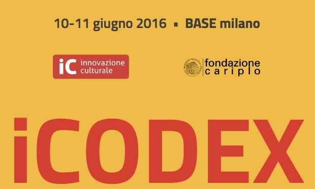 10-11 giugno 2016  ICODEX
