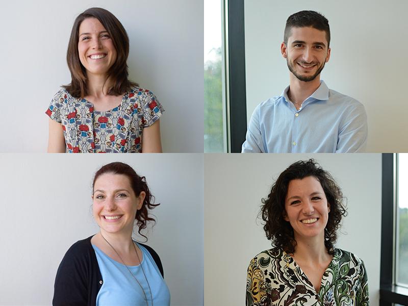 quattro colleghi di Spindox