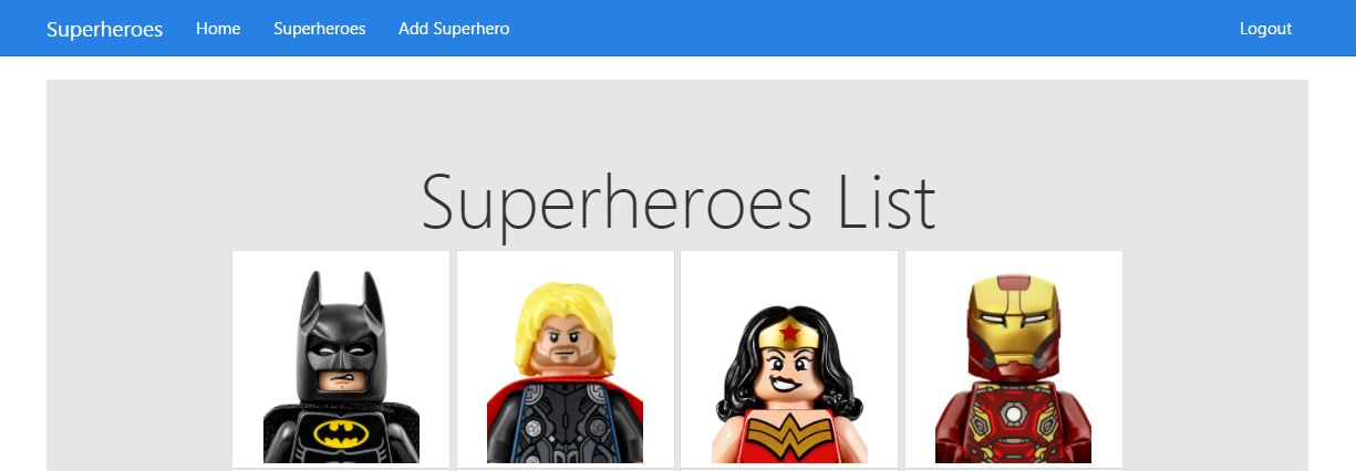 Lego-supereroi