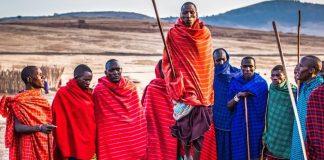 foto di africani