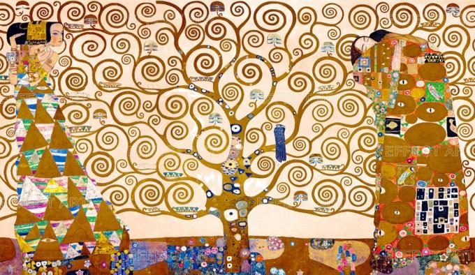 Kilmt life tree