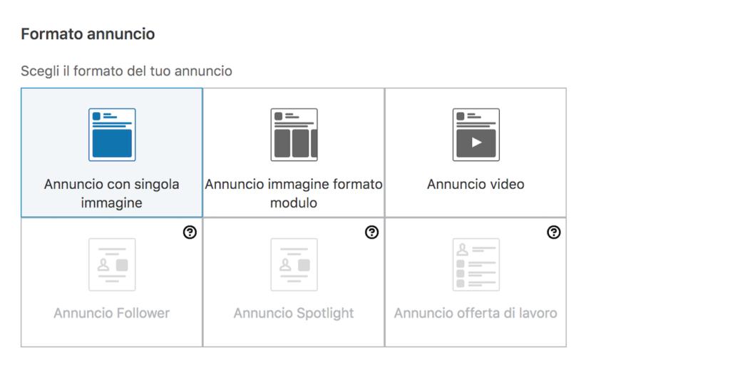 Annunci-Campagna-LinkedIn-Campaign-Manager
