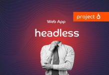 Web App Headless