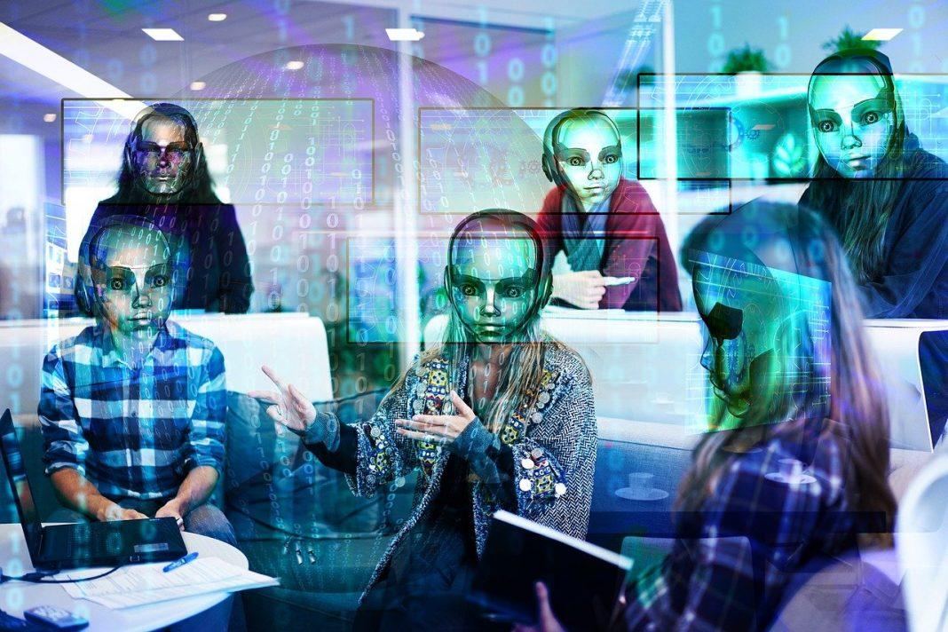 AI, linguaggio naturale, emozioni: umano, troppo umano (volti di umanoidi)